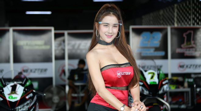 RACE QUEEN OR BRIC Superbike 2020